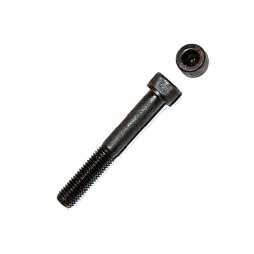 Zylinderkopfschrauben M2x6 - Zylinderschrauben mit Innensechskant - Vollgewinde aus rostfreiem Edelstahl A2 V2A - DIN 912 50 St/ück SC912 ISO 4762