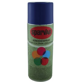 Sparvar Kreidespray 400 ml Blau