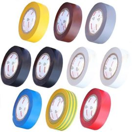 1 Rolle PVC-Isolierband 15 mm x 10 m No. 128